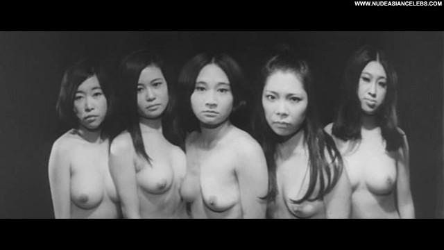 Keiko Koyanagi Okasareta Hakui Sensual Asian Celebrity Brunette Cute