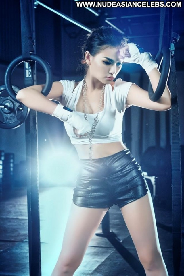 Thu Thuy The Viet Nam Personal Show Celebrity Brunette Asian Hot