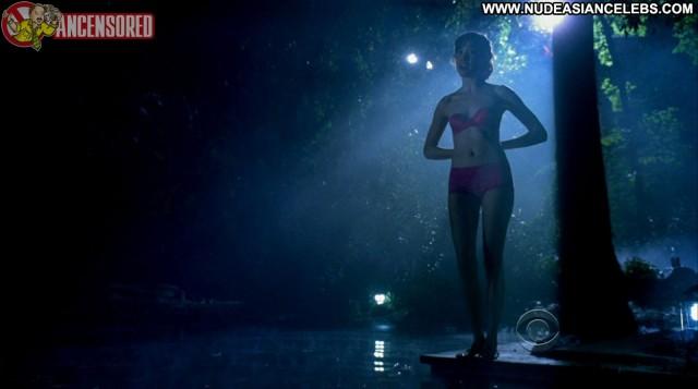 Christina Masterson Csi Crime Scene Investigation Brunette Skinny