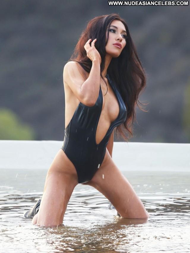 Kea Ho Miscellaneous Doll Bombshell Sexy Brunette Celebrity Asian