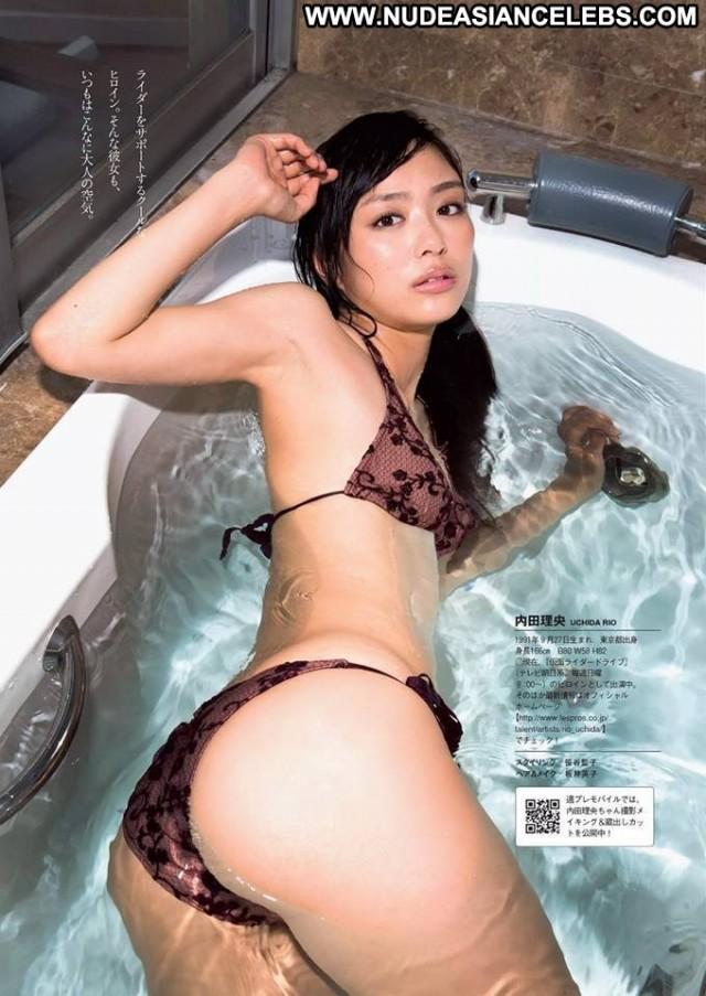 Ryo Uchida Miscellaneous Posing Hot Asian Celebrity Sensual