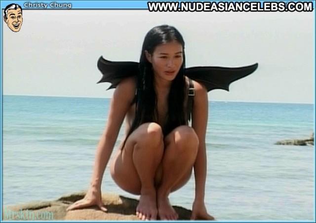 Christy Chung Feel Christy Chung Celebrity Medium Tits International