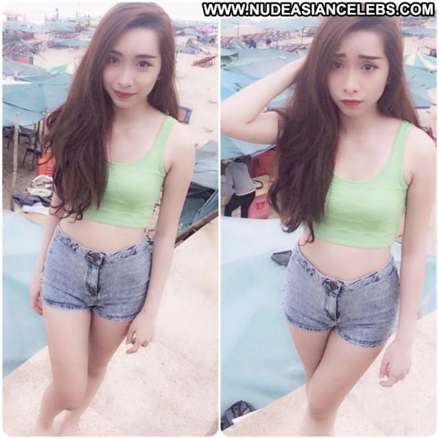 Nany Mi The Viet Nam Personal Show Posing Hot Asian Brunette Stunning