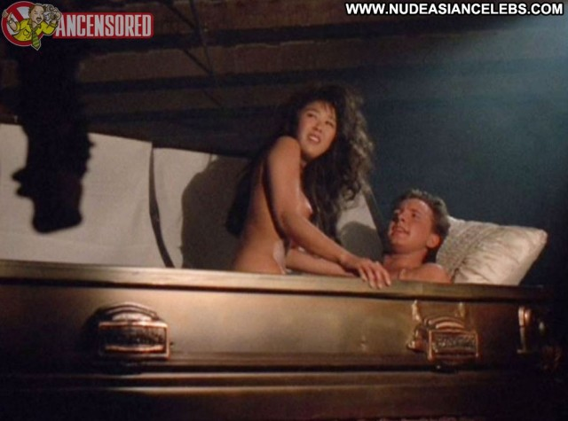 Jill Terashita Night Of The Demons Bombshell Brunette Asian Hot