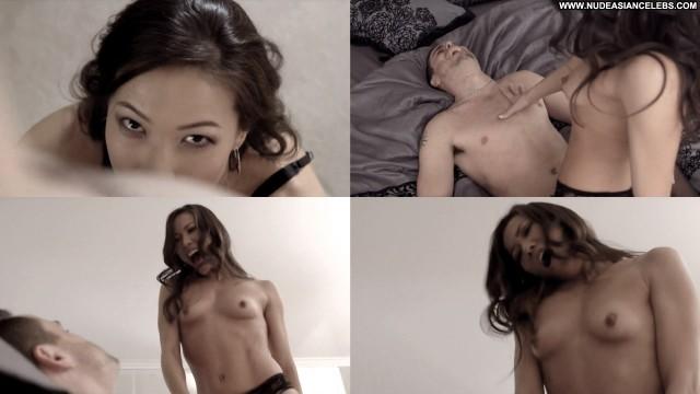 Kalina Ryu Submission Skinny Asian Pornstar Celebrity Brunette