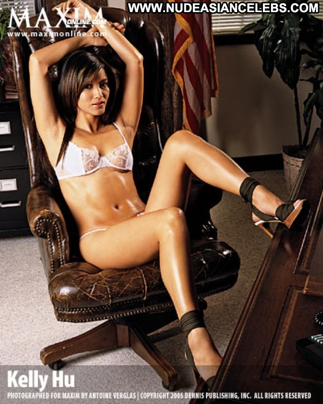 Kelly Hu Miscellaneous Brunette Celebrity Gorgeous Asian Medium Tits
