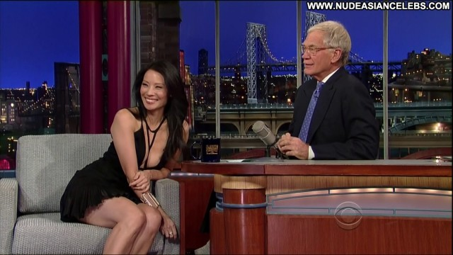 Lucy Liu Late Show With David Letterman Celebrity Asian Brunette Doll