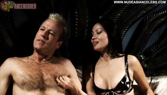 Lucy Liu Payback Hot Pretty Sultry Small Tits Asian Celebrity Brunette