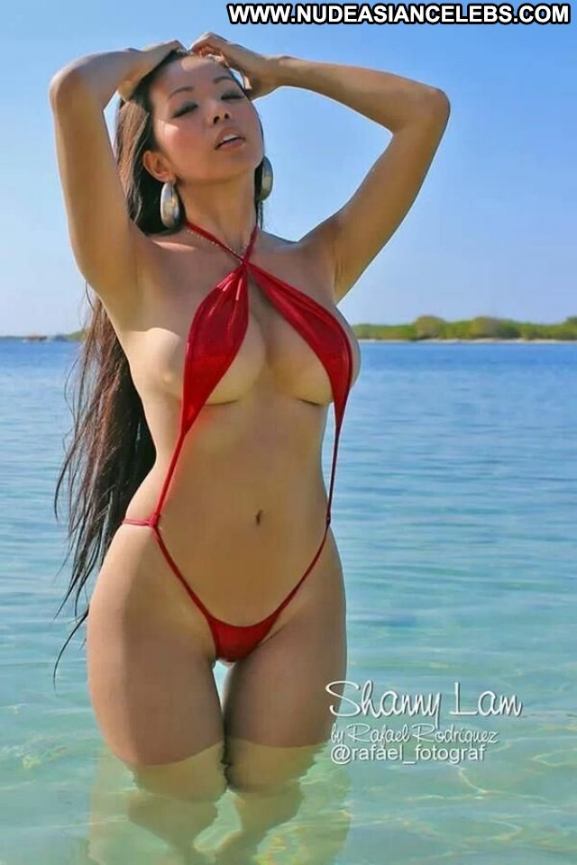 Shanny Lam Miscellaneous Celebrity Doll Latina Big Tits Brunette