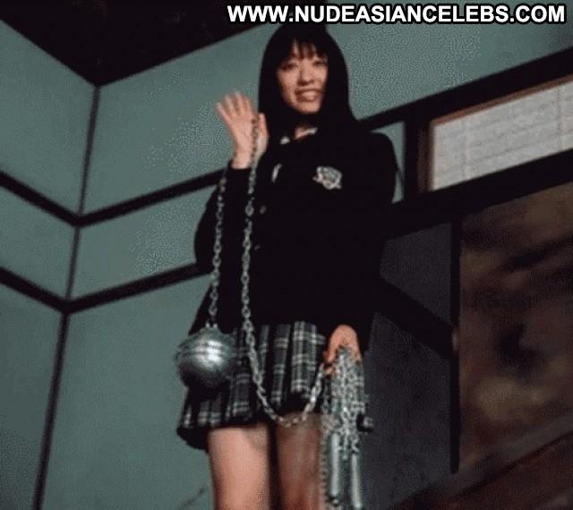 Nude chiaki kuriyama A short