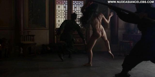 Olivia Cheng Marco Polo Asian Celebrity Posing Hot Brunette Stunning