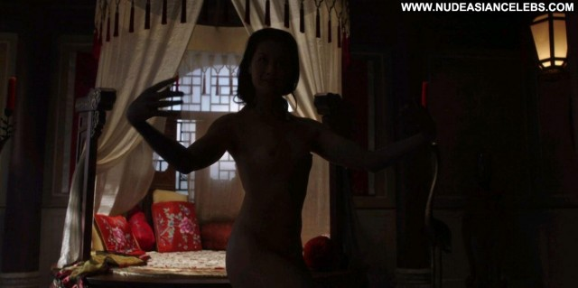 Olivia Cheng Marco Polo Cute Asian Small Tits Posing Hot Stunning