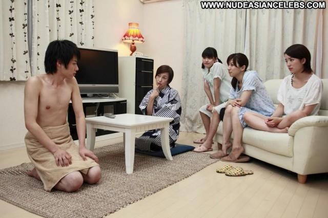 Mitsuko Hoshi Oh Invisible Man Beautiful Posing Hot Cute Asian Nice