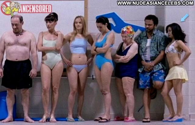 Liza Lapira The Big Bad Swim Celebrity Brunette Asian Stunning Nice