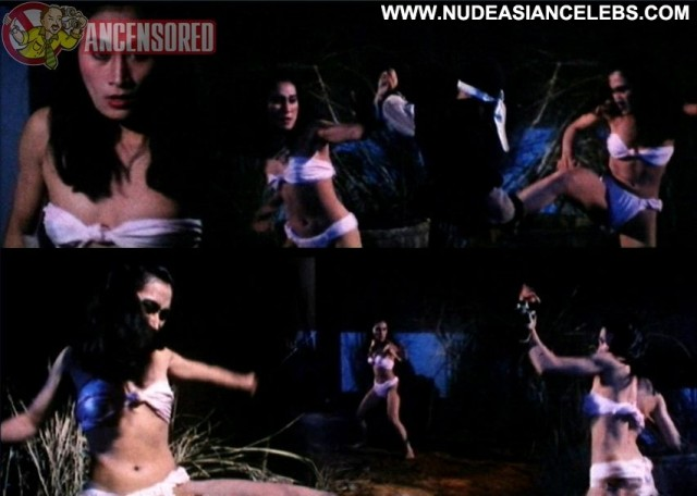 Alice Tseng Ninja The Final Duel Brunette Asian International Pretty