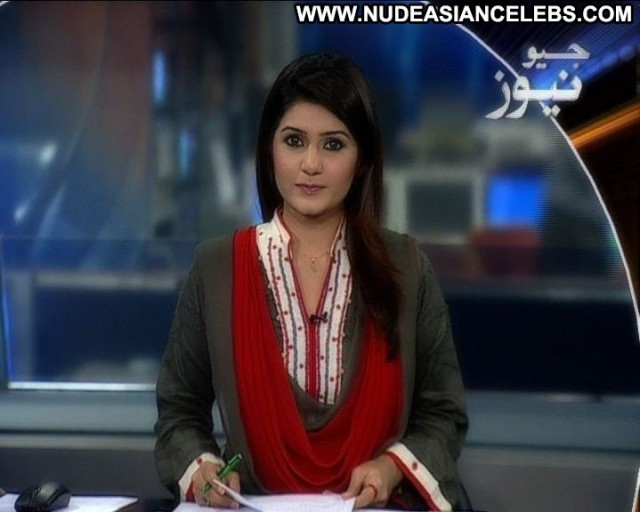 Beenish Saleem Geo News Big Tits Celebrity Nice Sultry Pretty Asian