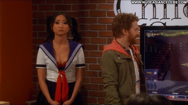 Brenda Song Dads Nice Sexy Celebrity Gorgeous Medium Tits Brunette