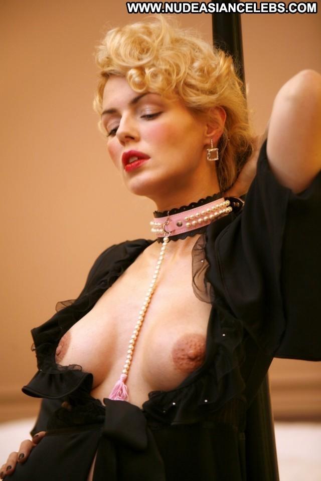 Beatrice Fenice Playboy Magazine Skinny Medium Tits Cute Blonde