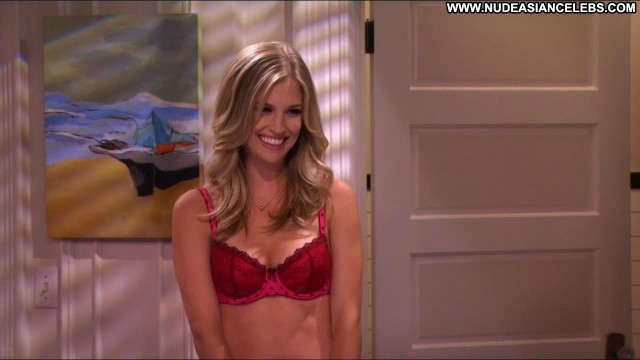 Amanda Lund Friends With Better Lives Sultry Blonde Skinny Gorgeous