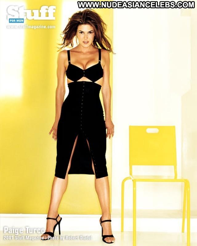Paige Turco Miscellaneous Celebrity Cute Beautiful Brunette Sensual