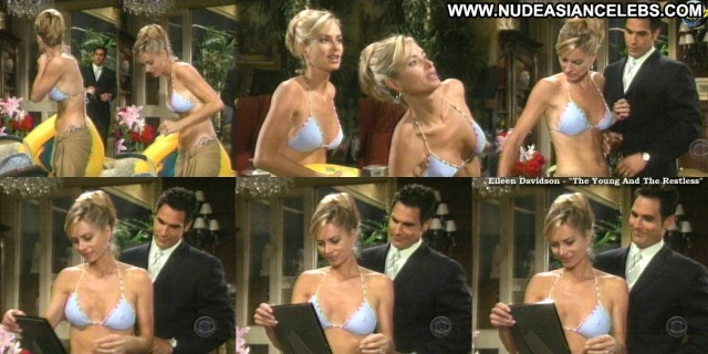 Eileen Davidson The Young And The Restless Doll Celebrity Medium Tits