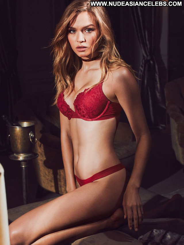 Josephine Skriver No Source Babe Lingerie Celebrity Posing Hot