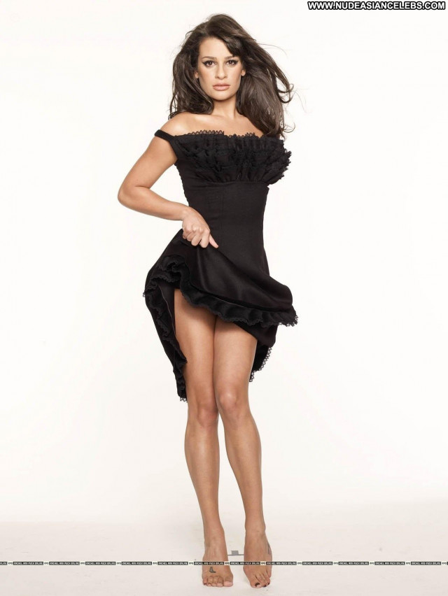 Lea Michele No Source Famous Actress Celebrity Hot Posing Hot Babe