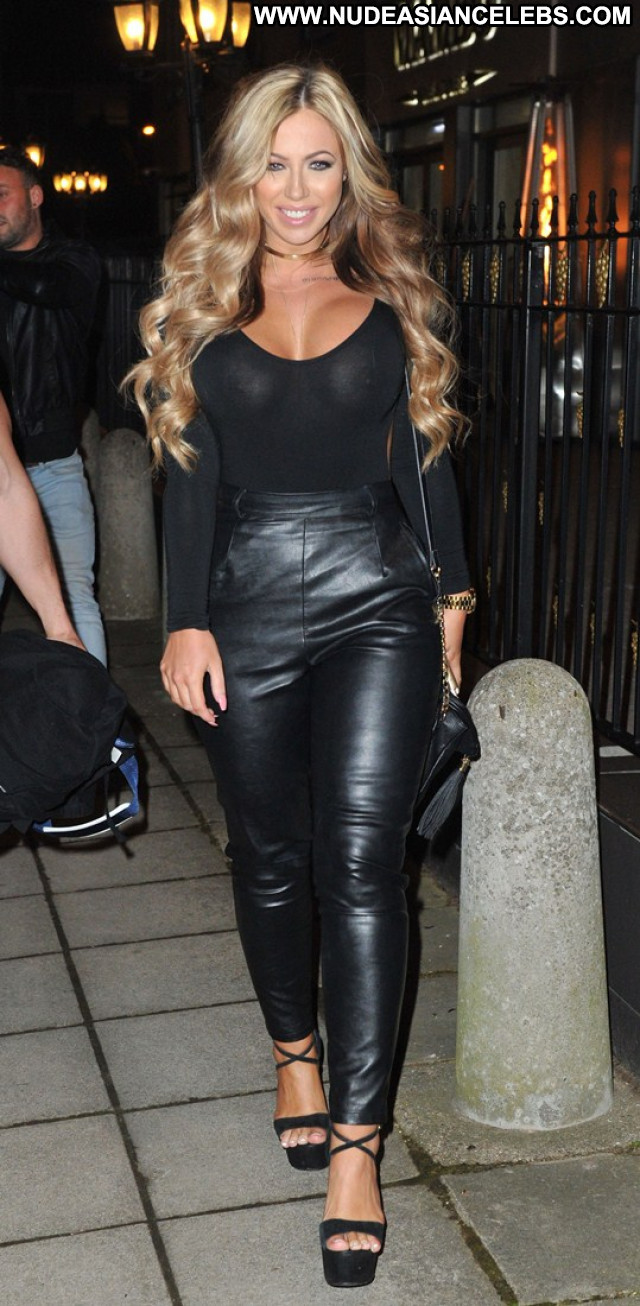 Marnie Simpson No Source Babe See Through Celebrity Posing Hot