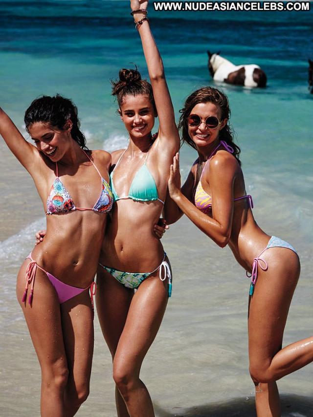 Sara Sampaio No Source  Photoshoot Posing Hot Beautiful Bikini