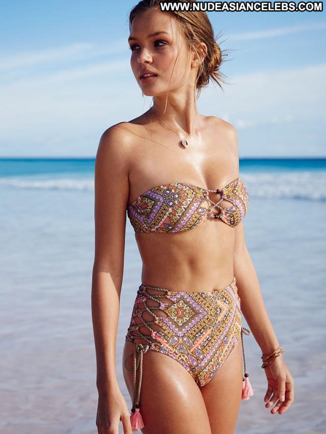 Josephine Skriver No Source Celebrity Bikini Babe Lingerie Beautiful