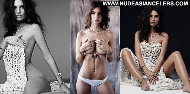 Emily Ratajkowski No Source Celebrity Babe Beautiful Posing Hot