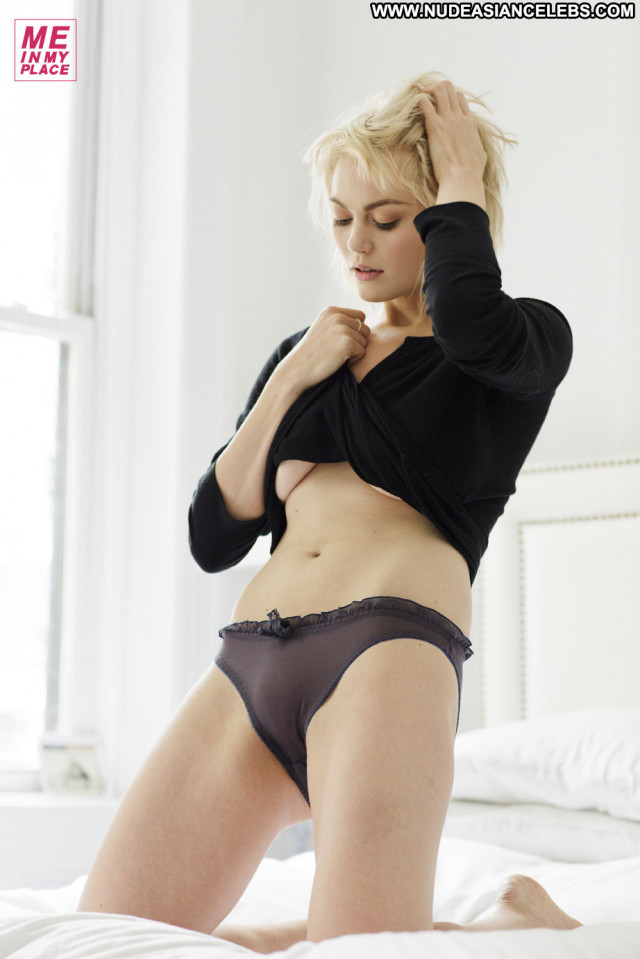 Alissa Bourne No Source Babe Beautiful Posing Hot Celebrity