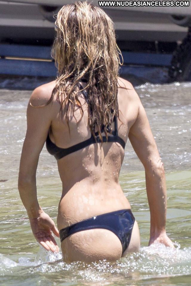 Bikini No Source Beach Celebrity Beautiful Babe Posing Hot Bikini