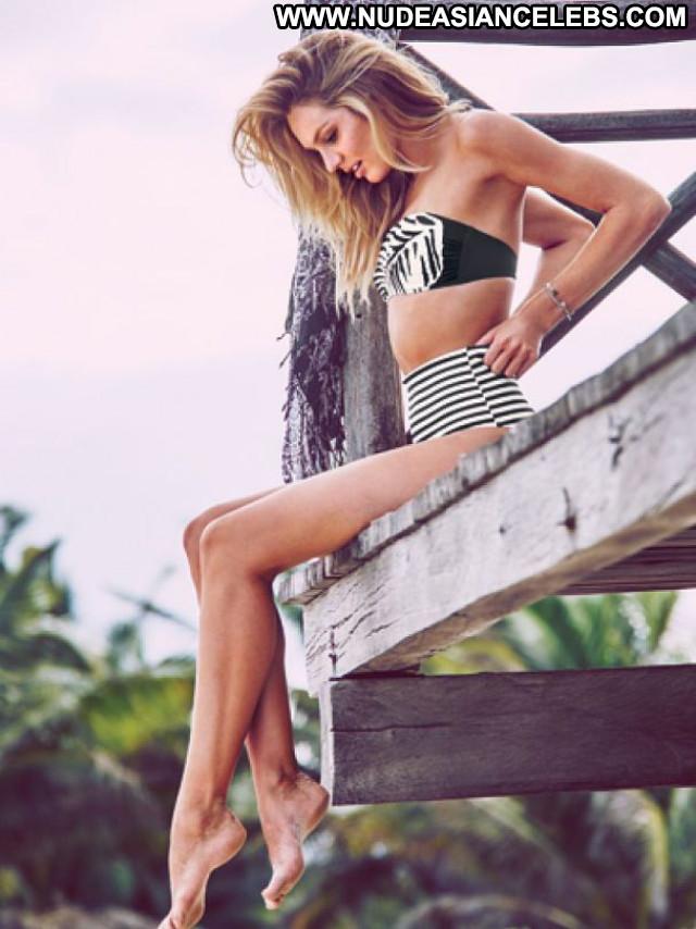 Candice Swanepoel No Source Bikini Celebrity Beautiful Posing Hot