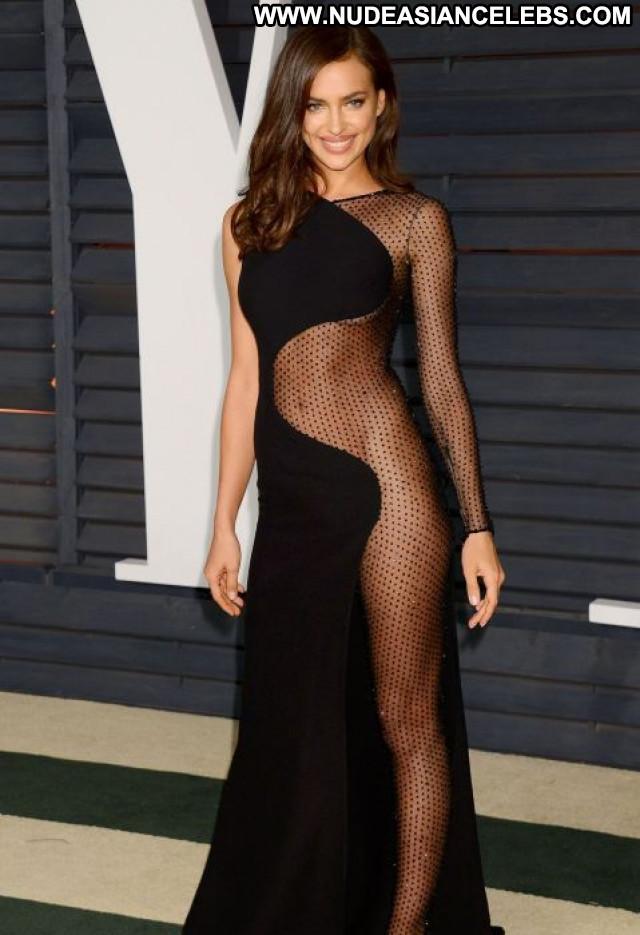 Irina Shayk Vanity Fair Beautiful Babe Party Celebrity Posing Hot