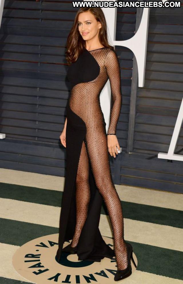 Irina Shayk Vanity Fair Beautiful Posing Hot Babe Celebrity Party