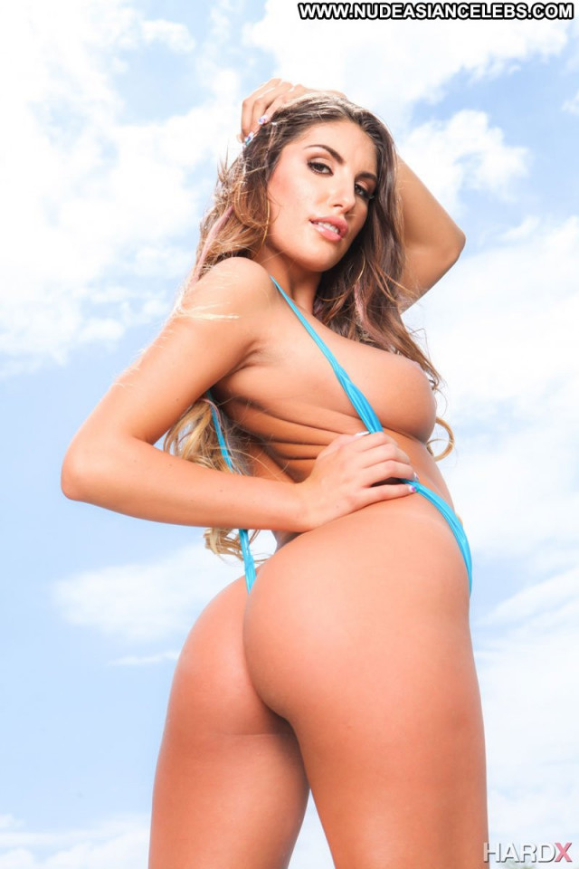 August Ames No Source Celebrity Pornstar Beautiful Babe Posing Hot