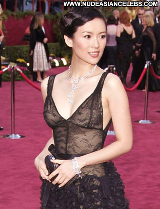 Zhang Ziyi No Source Celebrity Boyfriend Awards Posing Hot Babe