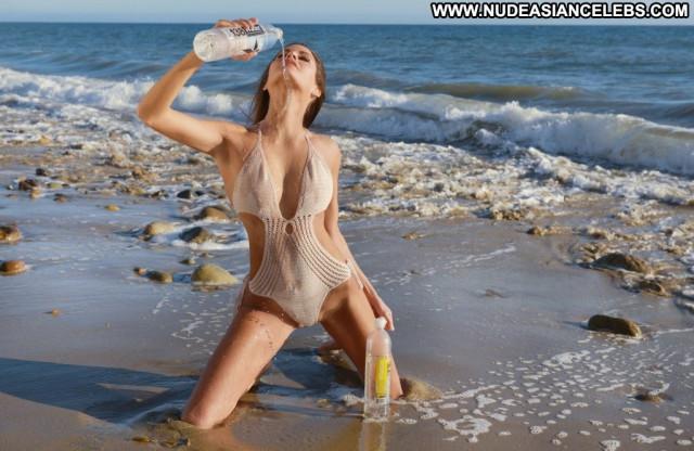 Nadine Vinzens No Source Photoshoot Babe Swimsuit Model Actress