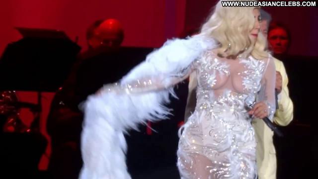 Lady Gaga No Source Hollywood Posing Hot Singer Celebrity Babe See