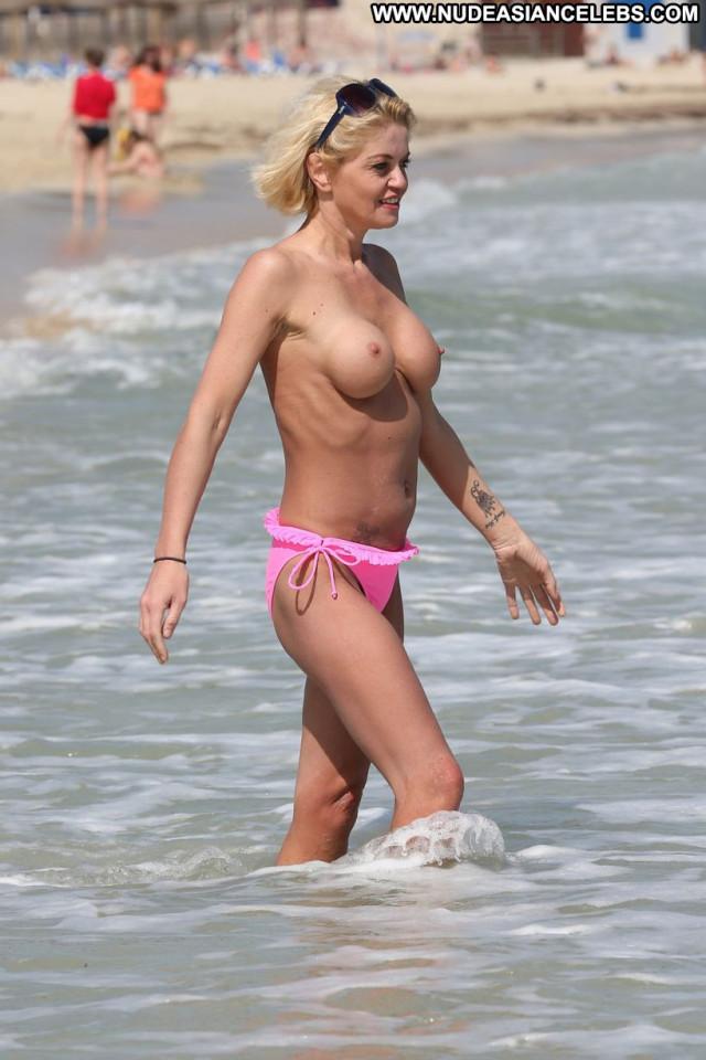 Danniella Westbrook The Beach Beautiful Boobs Beach Fake Boobs