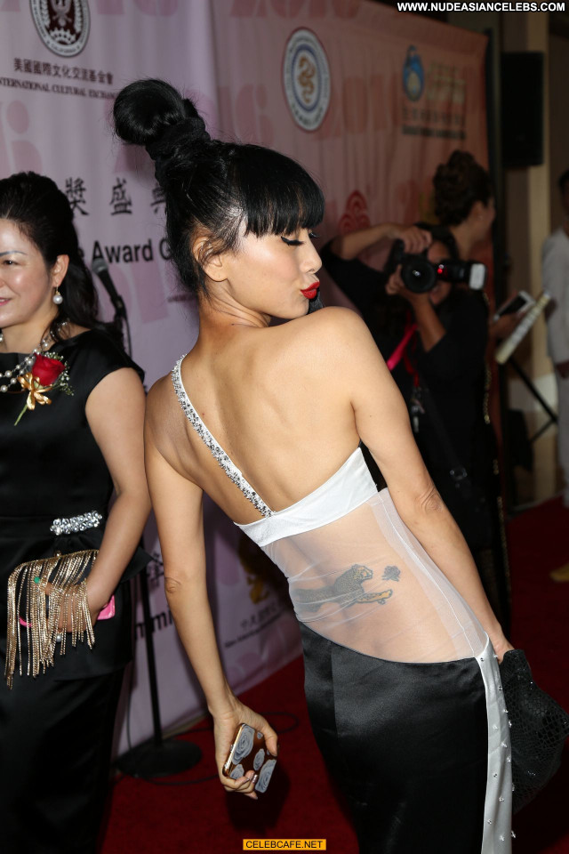 Bai Ling Beverly Hills Beautiful Babe Posing Hot Sex Sexy American