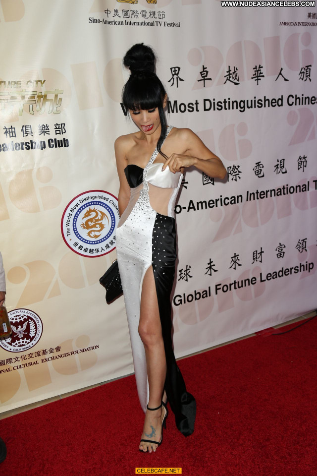Bai Ling Beverly Hills Sex Sexy Posing Hot Babe International