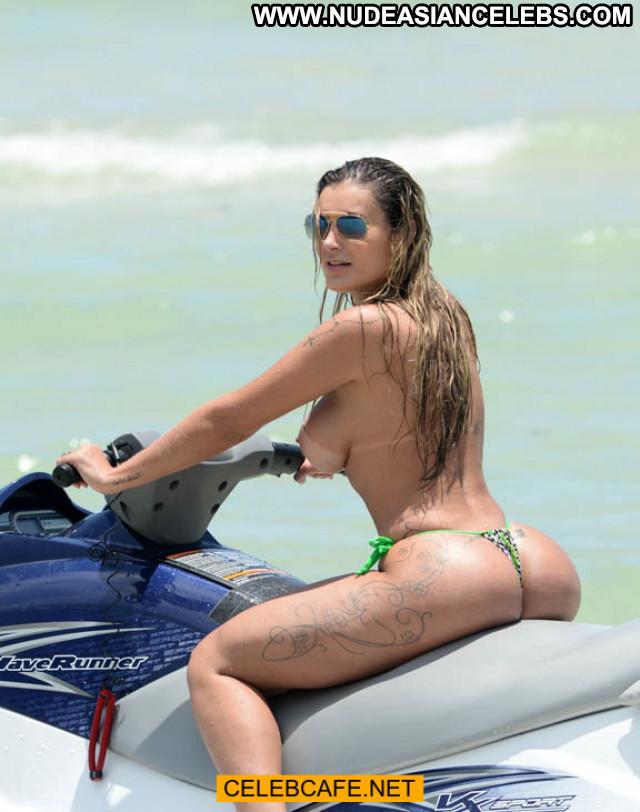 Andressa Urach No Source Beach Celebrity Beautiful Toples Topless