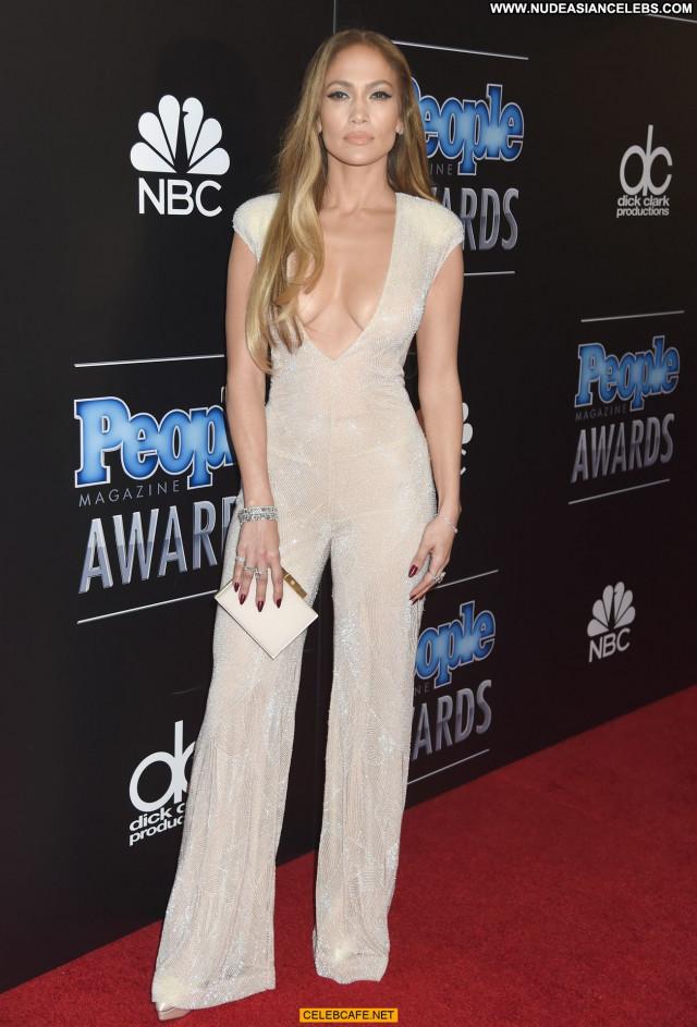 Jennifer Lopez No Source Posing Hot Sex Awards Beautiful Cleavage
