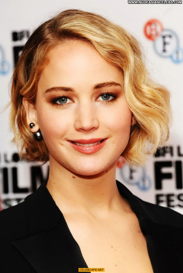 Jennifer Lawrence No Source Beautiful Babe Celebrity Posing Hot London