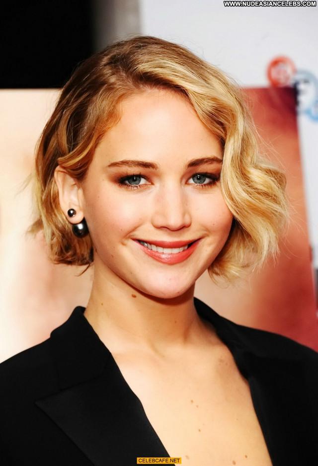 Jennifer Lawrence No Source Posing Hot London Celebrity Babe Beautiful