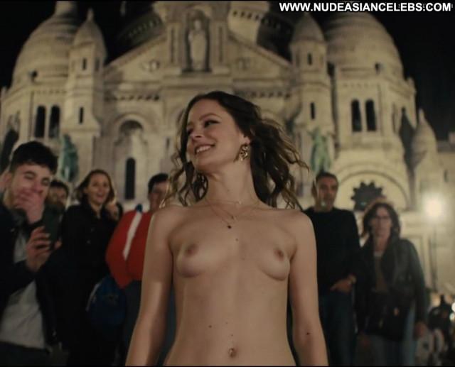 Stephane Caillard The Crow Toples Big Tits Posing Hot British Babe