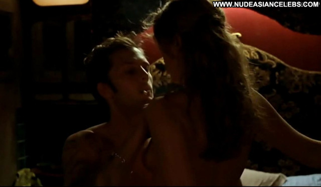 Vahina Giocante The Blonde With Bare Breasts Blonde Babe French