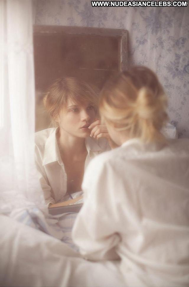 Eva Biechy Shining Through Beautiful Ass Model French Celebrity Nude